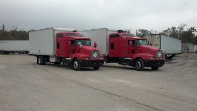 The Straight Trucks