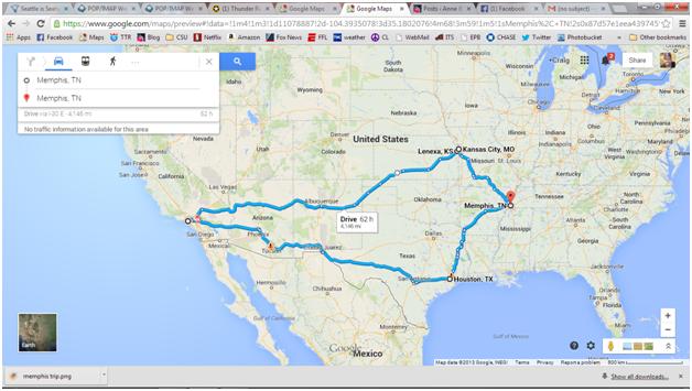 4200 Miles