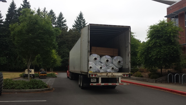 Turf Delivery